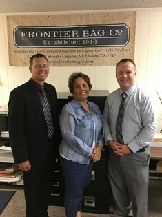Picture of Judy Lee from Frontier Bag Co.