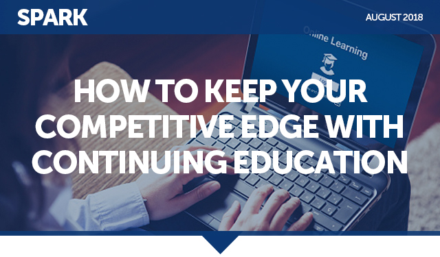 Image of How to Keep Your Competitive Edge with Continuing Education