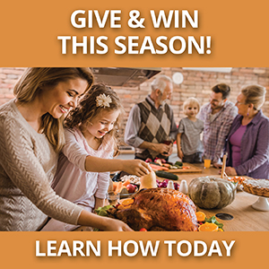 Give and Win with Season! Learn How Today!