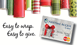 Easy to wrap and easy to give gift cards