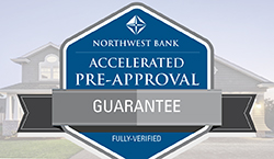 Northwest Banks accelerated pre approval guarantee