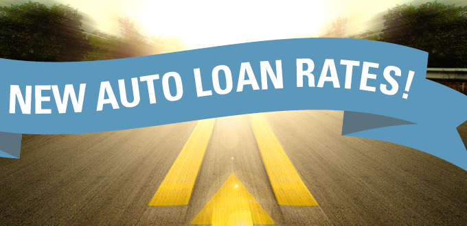 Check Out Our Auto Loan Rates