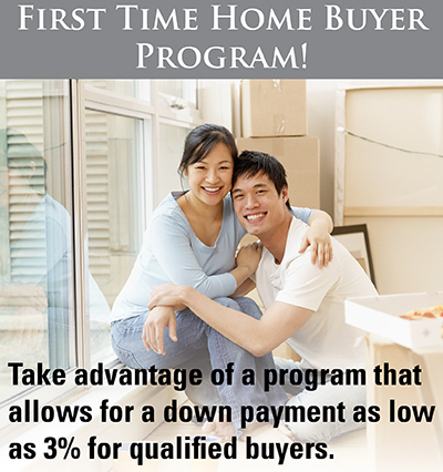 5 important questions when choosing your first home for First time home buyers plan