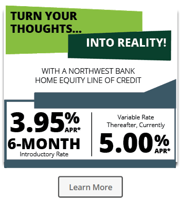Click here for details about our special Home Equity Line of Credit Rate!