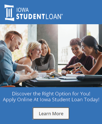 Image of: Apply online at Iowa student loan today for additional loan options. Click to learn more.