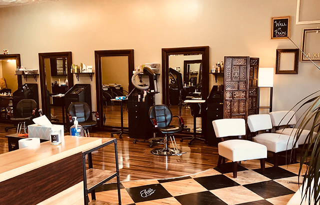 Axis Salon and Day Spa Provides a Little Neighborhood Feel