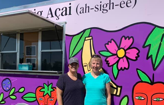 Women in Business: Big Acai Bowls-Okoboji