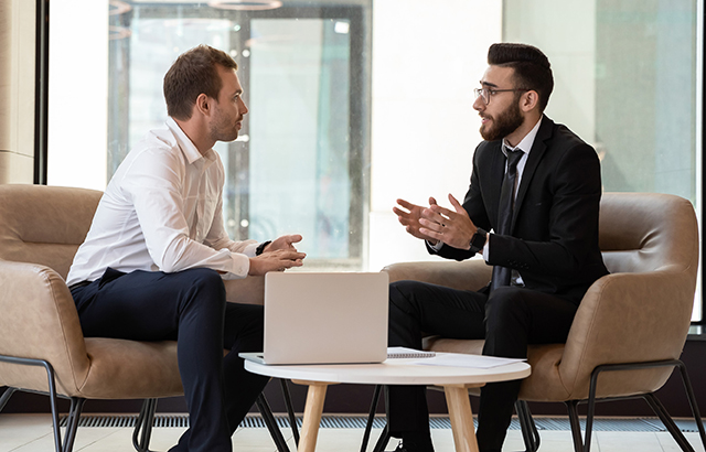 Building Professional Relationships With a Commercial Banker