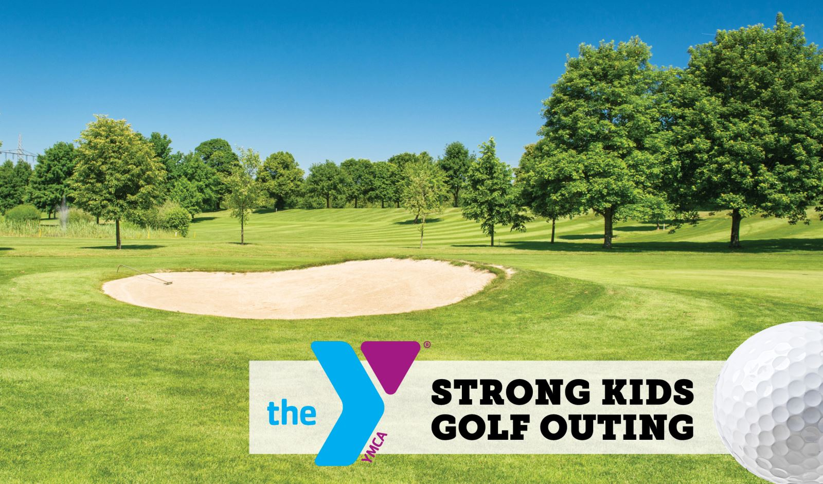 YMCA of the Okobojis Strong Kids Golf Outing