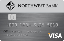 image of visa platinum card