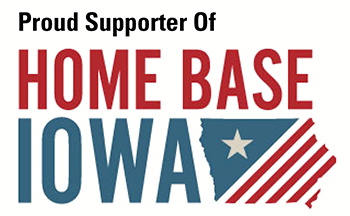 Image of Home Base Iowa logo