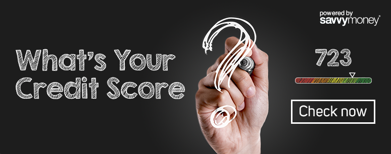 Image of what's your credit score? Check now!